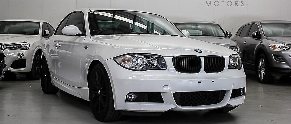 2008 BMW 125i E82
