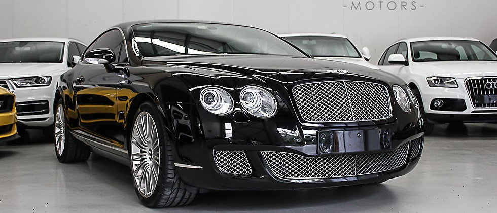 2007 Bentley Continental GT W12