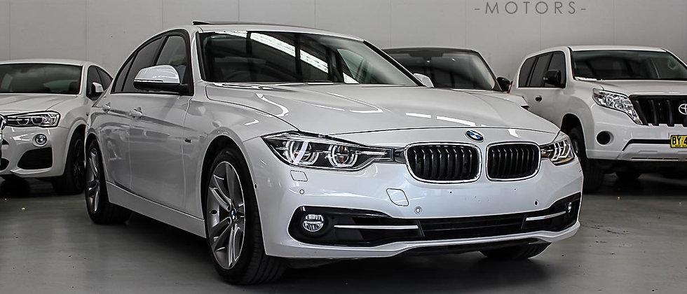 2016 BMW 320i F30