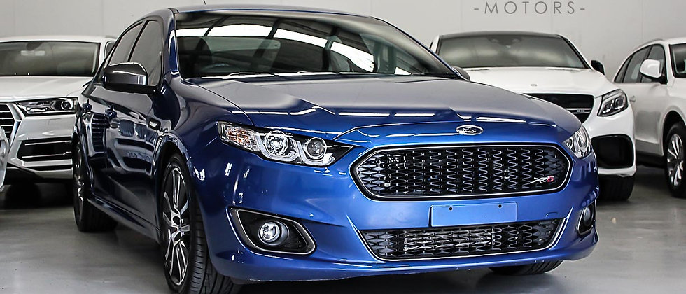 2015 Ford Falcon FG X XR6 Turbo