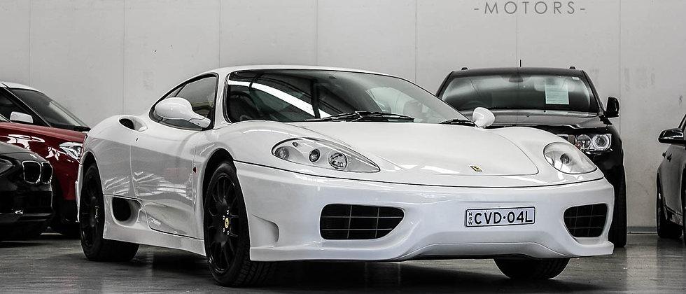 2003 Ferrari 360 Mondena