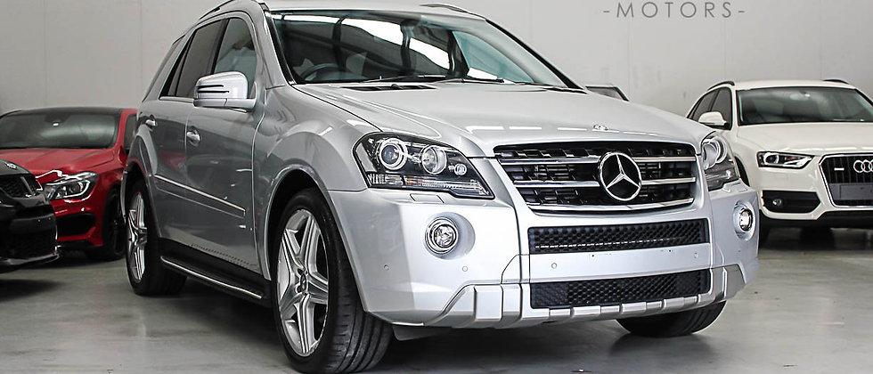2011 Mercedes-Benz ML350 CDI W164 AMG