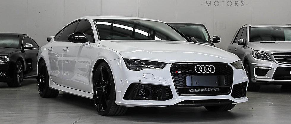 2016 Audi RS7 4G
