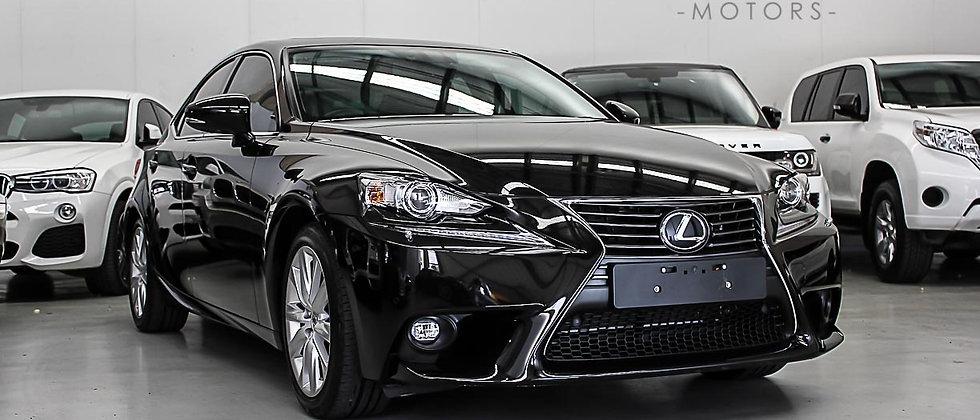 2016 Lexus IS350