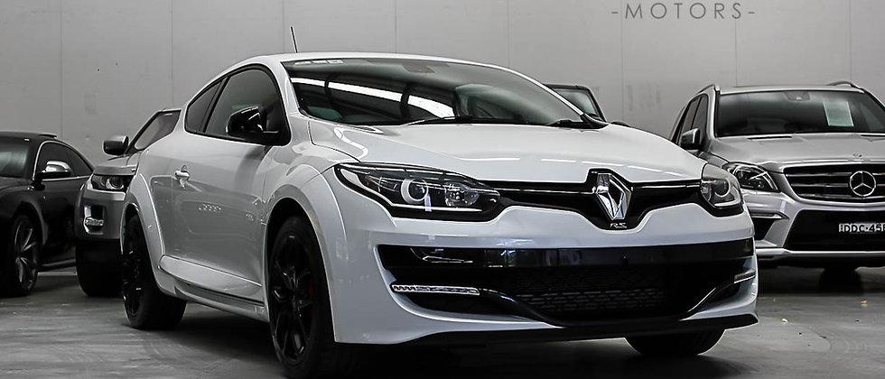 2014 Renault Megane III D95 Phase 2 R.S. 265
