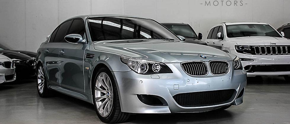 2005 BMW M5 E60