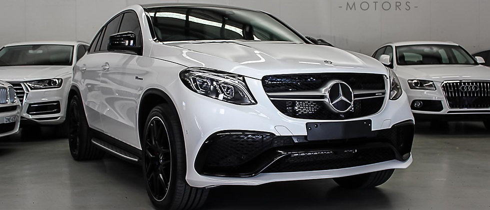 2016 Mercedes-Benz GLE63 C292 AMG S Coupe