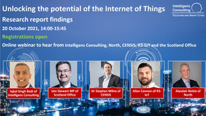 Unlocking the potential of the Internet of Things: research report findings