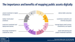 The importance and benefits of mapping public assets digitally