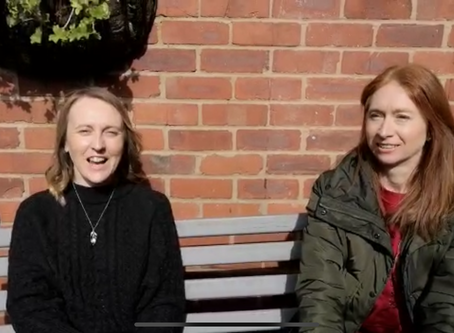 Video: Shared Care Info for our Clients