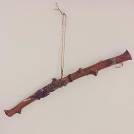 Angel sticks. A stick, lavender, rose pe