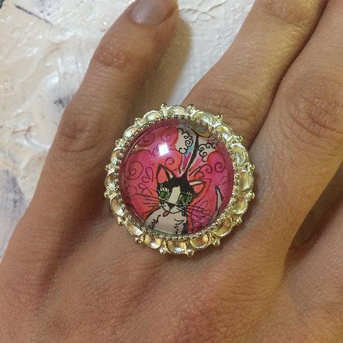 Queenie Power Ring