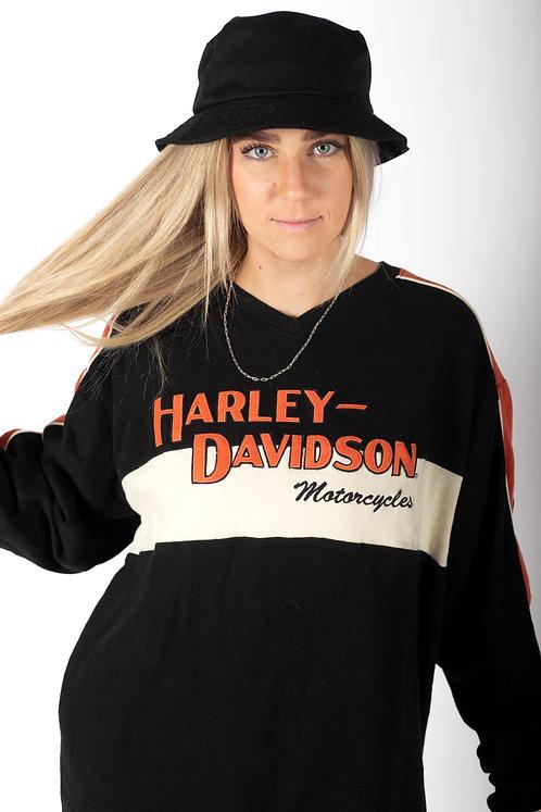 HARLEY DAVIDSON MOTORCYCLES BIKERS SWEATSHIRT