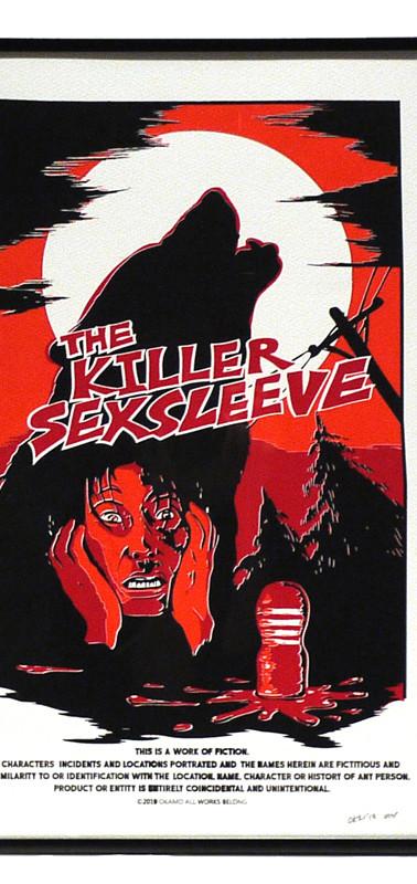 THE KILLER sexSLEEVE/OKAMO