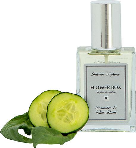 Cucumber & Wild Basil - Interior Perfume