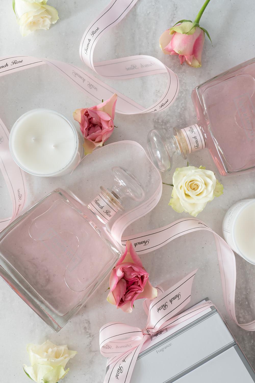 Flower Box Home Fragrance Gift