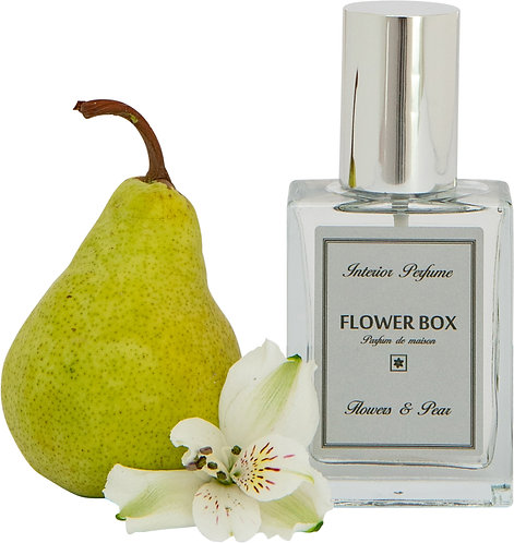 Flowers & Pear - Interior Perfume