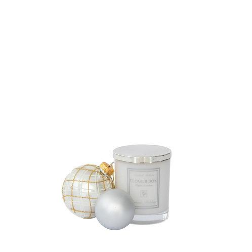 Summer Holidays - Luminous White Candle