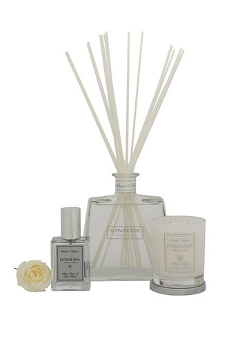 White Roses & Oud Wood - Package Absolute