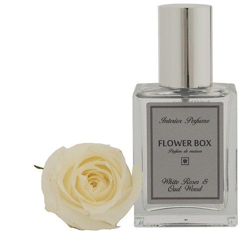 White Roses & Oud Wood - Interior Perfume
