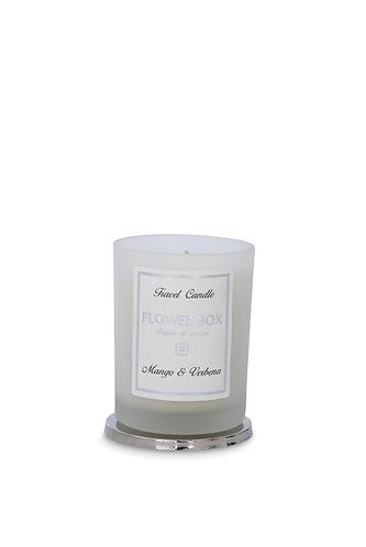 Mango & Verbena - Travel Candle