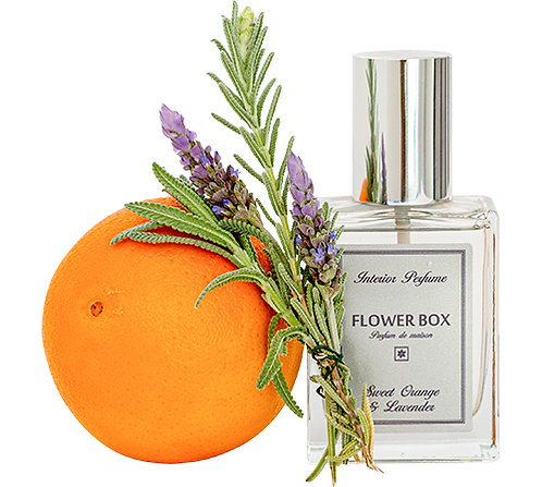 Sweet Orange & Lavender - Interior Perfume
