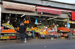 Carmel market - Tel Aviv.