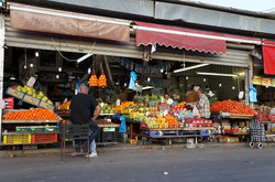Carmel market - Tel Aviv private tour
