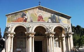 Church of Agony  - Gethsemane