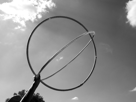 I want to start hooping, but -