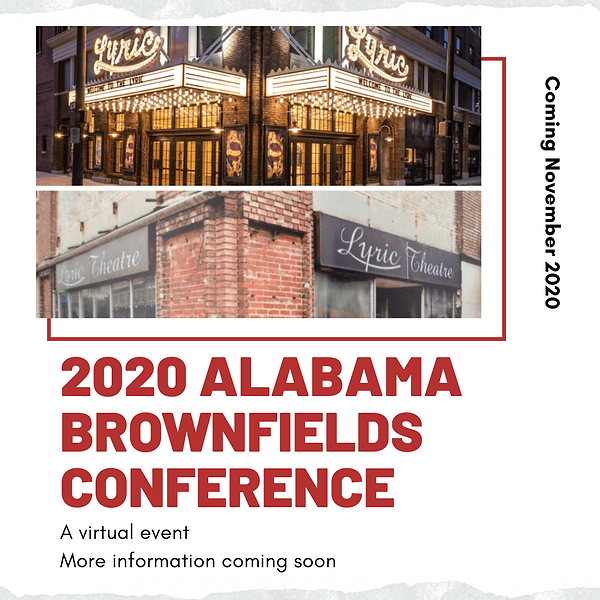2020 Alabama Brownfields Conference (1).