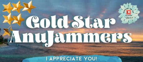 Gold Star AnuJammer