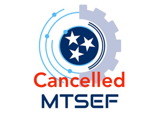 MTSEF 2020 Cancelled