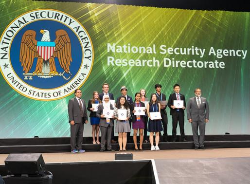 MTSEF Winners Excel at ISEF