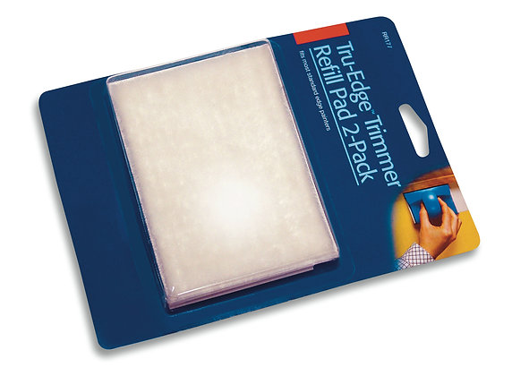 Tru Edge Timmer Refill Pad 2-Pack
