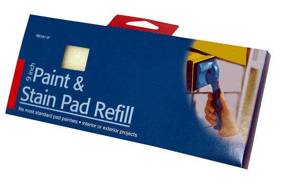 Paint & Stain Pad Refill RR181