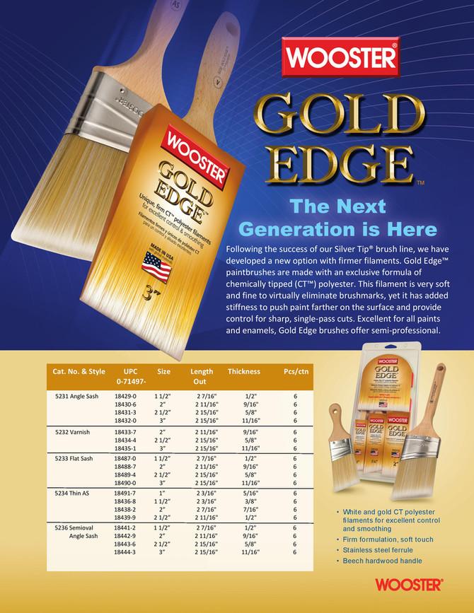 Gold Edge™