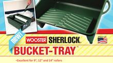 """Sherlock Bucket Tray & Liner 14"""""""