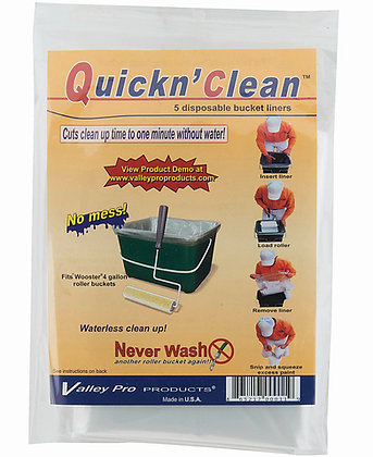 Quickn' Clean Liners R471 & R472