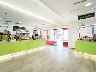 London Business School, The Bite Café