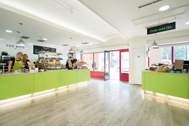 London Business School, The Bite Café