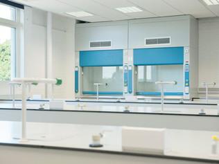 MidKent College, Campus Science Laboratory Works