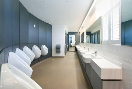 London Business School, Toilet Refurbishment