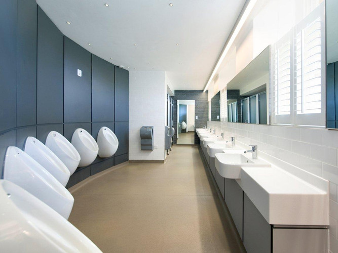 London Business School, Toilet Refurbishment