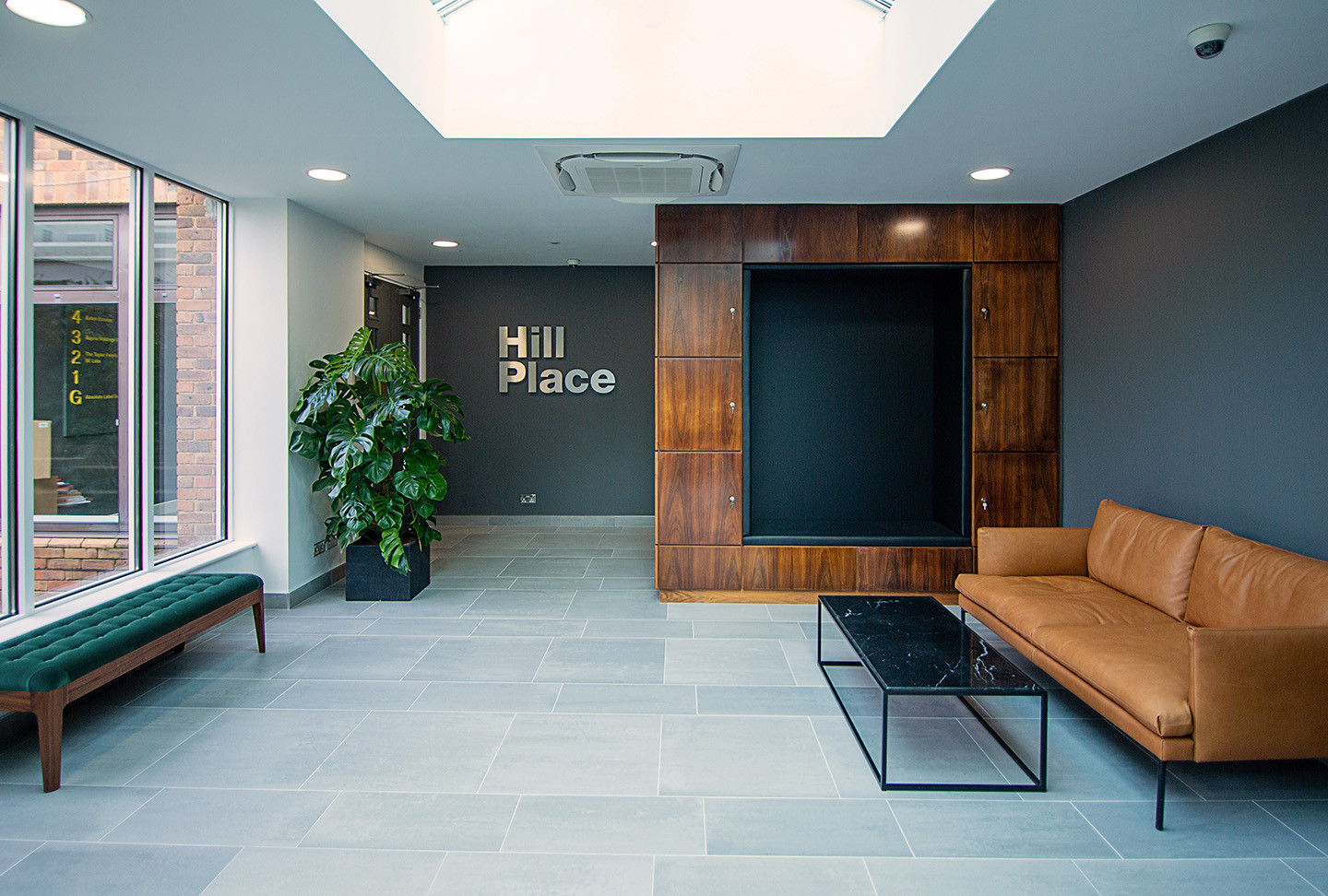 Hill Place House, London