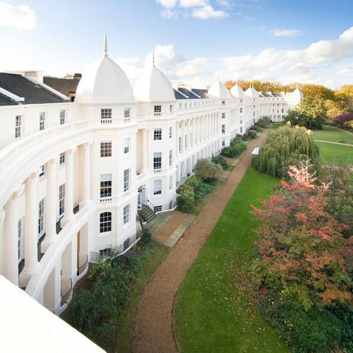 London Business School, Nash Façade