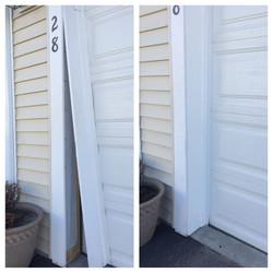 Garage Door Flashing