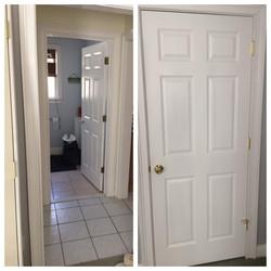 Office Door Install (2)