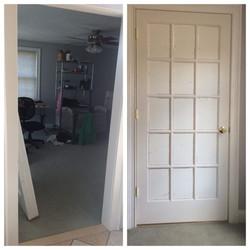 Office Door Install