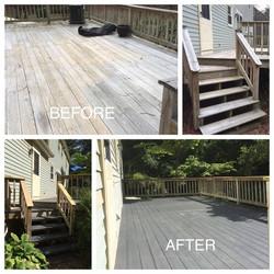 Deck Re-surface